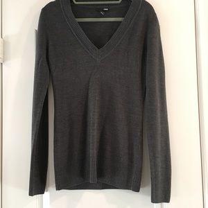 Wardrobe Staple Grey Sweater